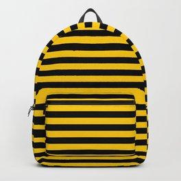 Iowa Team Colors Stripes Backpack
