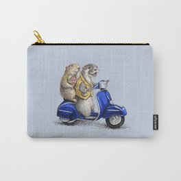 Vespa Ride Carry-All Pouch
