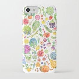 Seasonal Harvests iPhone Case