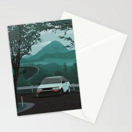 Mountain Pass Drift 01 Stationery Cards