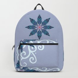 Feather Tile Backpack