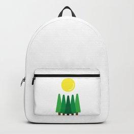Pines Sunrise Backpack