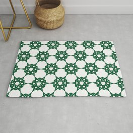 Traditional Moroccan Pattern Design A18 Rug