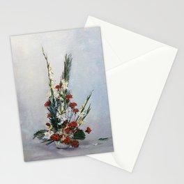 Bodegón de flores/Natureza morta de flores/Still life of flowers Stationery Cards