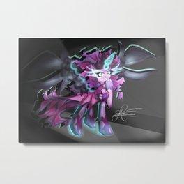 Midnight Sparkle Pony - Equestria Girls - My Little Pony Metal Print