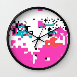 Vague Recollection – Lost in Time Wall Clock