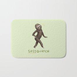 Sassquatch Bath Mat