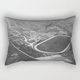 California Sacramento NARA 23935021 Rectangular Pillow