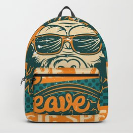 Music speaks Backpack