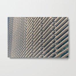 Shades Metal Print