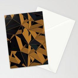 3D Futuristic GEO VI Stationery Cards