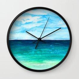 Love You Tulum + Back Wall Clock