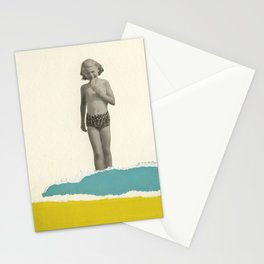 Ice Lolly Stationery Cards