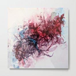 Galaxy Abstract Metal Print