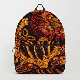 Spider on LSD Backpack