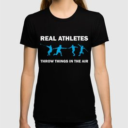 Track and Field Athlete Javelin Discus Throw Thing T-shirt