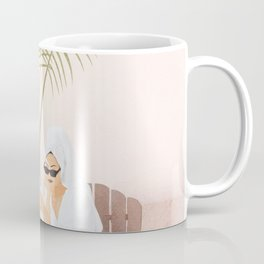 Morning with a friend III Coffee Mug