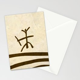 Ethnic 3 Canary Islands Stationery Cards
