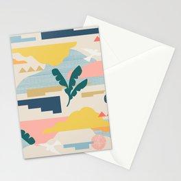 Desert dreaming Stationery Cards