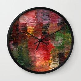 Not a wallflower Wall Clock