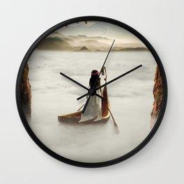 Claymore Wall Clock