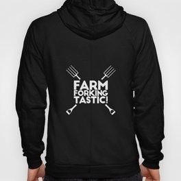 farmer farmer farm tractor field Hoody