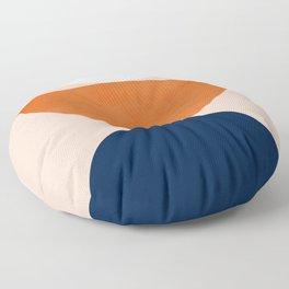 Abstraction_Balance_Minimalism_001 Floor Pillow