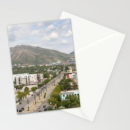 Salt Lake City Street Stationery Cards