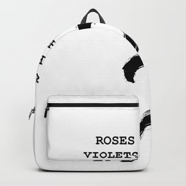 Funny, passionate Gym gift Backpack