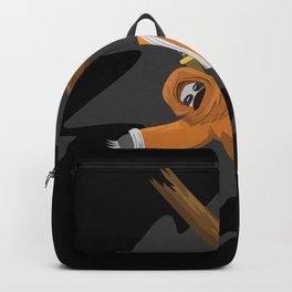 Sloth Ninja Backpack
