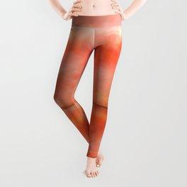 RED FOREST Leggings