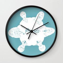 Friends. . .  Wall Clock