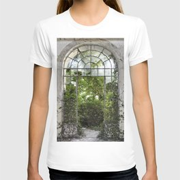 window to nature T-shirt