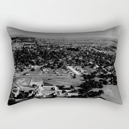 California Palo Alto NARA 23934803 Rectangular Pillow