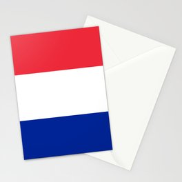 Flag of France - French Flag Stationery Cards