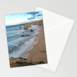 The Twelve Apostles, Great Ocean Road  Stationery Cards