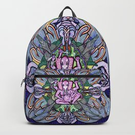 Lotus Ganesh Backpack