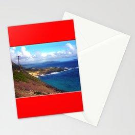 Americana - O'ahu - Hawaii Stationery Cards
