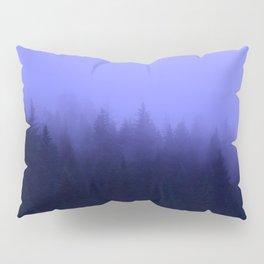 Periwinkle Fog 0367 - Seward, Alaska Pillow Sham