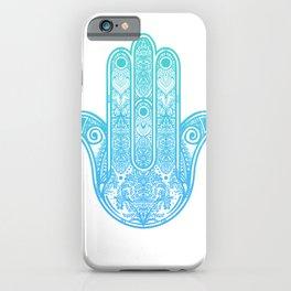 Hamsa Hand of Fatima iPhone Case