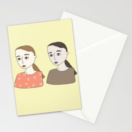 Do You (At Least) Pretend to Care Stationery Cards
