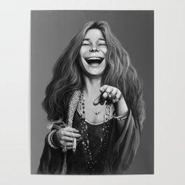 JanisJoplin Poster