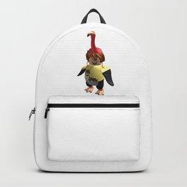 Flamingo Cleetus Roblox Backpack