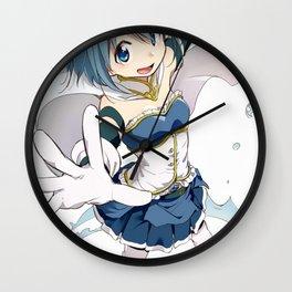 Miki Sayaka Wall Clock