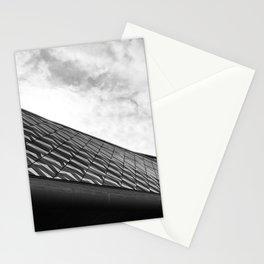 B/W Photography Zaragoza Architecture Stationery Cards