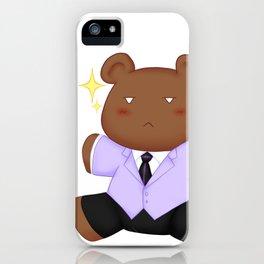 Kuma-chan iPhone Case