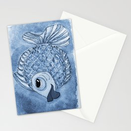 MICK BLUE Stationery Cards
