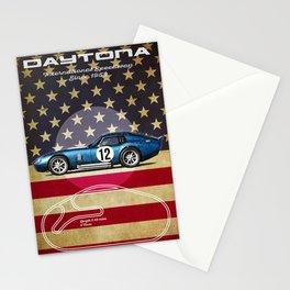 Daytona Racetrack Vintage Stationery Cards