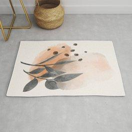 Modern Abstract Art IV  Rug