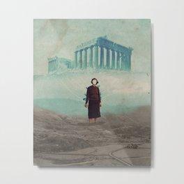 Mrs. Loneliness Metal Print